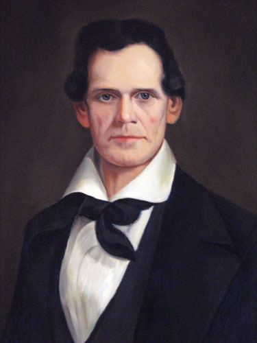 Governor William Trousdale