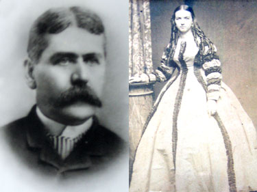 Charles William and Eleanor Odum Trousdale