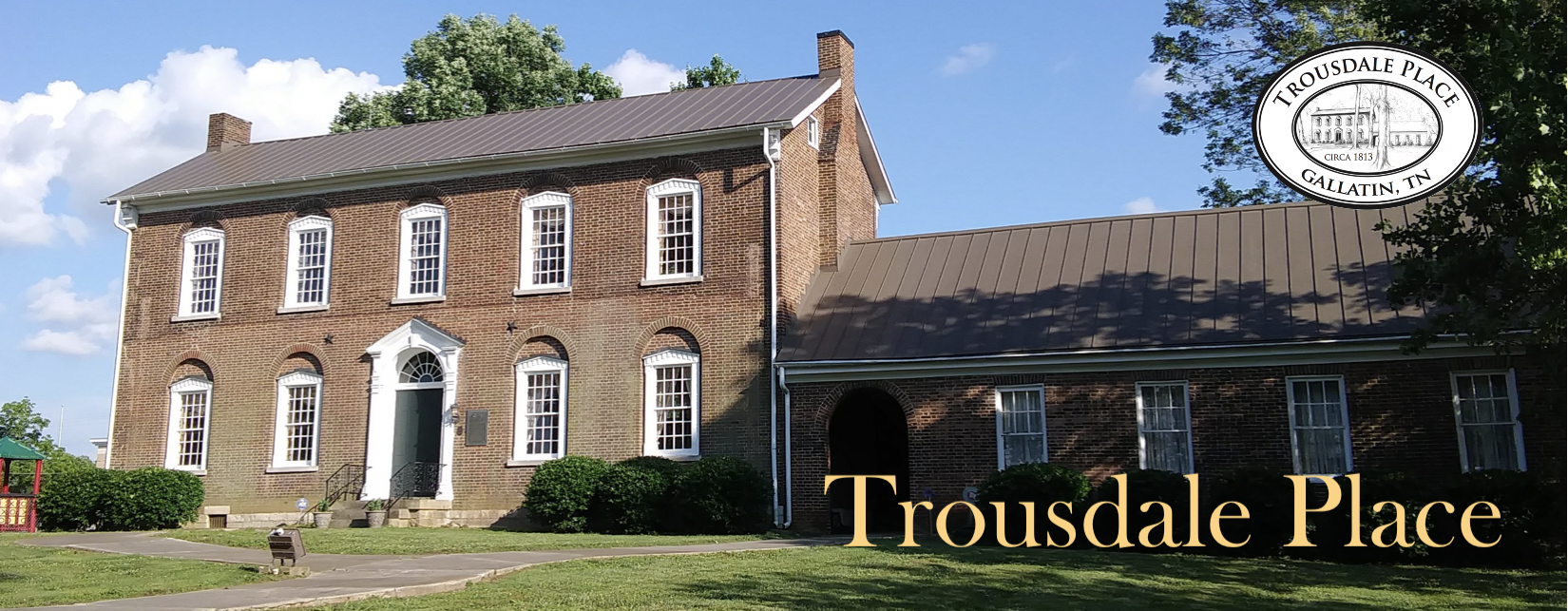Historic Trousdale Place in Gallatin, TN